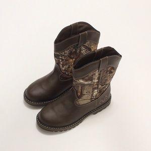 Realtree Montana Jr. II Boys Boot